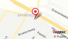 Отель Hampshire Hotel – De Broeierd Enschede на карте