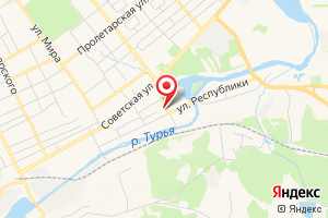 Адрес Станция перекачки канализационных стоков на карте