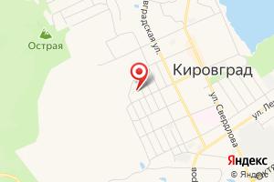 Адрес Облкоммунэнерго на карте