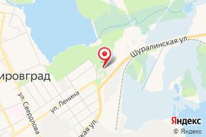 Адрес ОАО Уральские газовые сети на карте