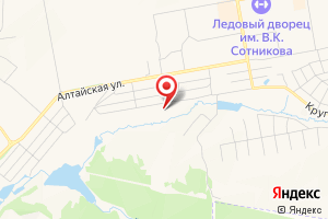 Адрес Канализационная насосная станция № 8б на карте