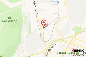 Адрес Лаборатория МУП Водоканал на карте