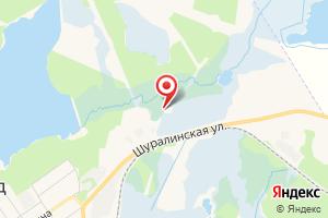 Адрес Газораспределительная станция на карте