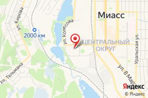 Адрес Энергоцех Коммунальщик на карте