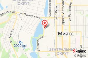 Адрес Стройблок на карте