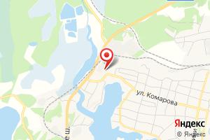 Адрес Электрическая подстанция Гранкварц на карте