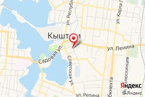Адрес Челябинская электросетевая компания на карте