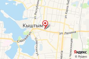 Адрес Челябинская Региональная Компания по Реализации Газа на карте