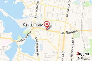 Адрес Центральная лаборатория МППУ ВКХ на карте