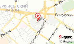 Адрес Сервисный центр СТО Ампер