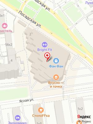 Sushi-Roll market на карте