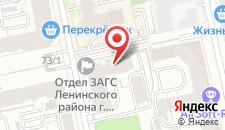 Хостел Azbooka на карте