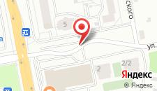 Хостел-отель Апельсин на карте