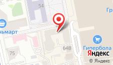 Отель Успенский Двор на карте