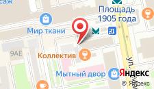 Бутик-Отель Gold 1905 Boutique Hotel на карте