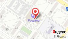 Отель Рингс на карте