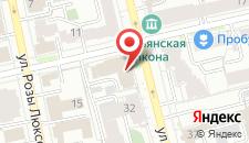 Апарт-отель Smart Apart на карте
