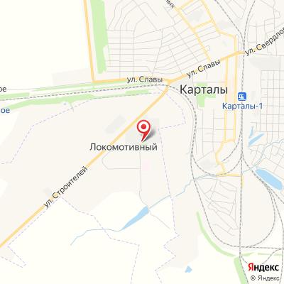 Больница Городская Карталинская МУЗ