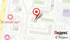 Хостел Успенский двор на карте