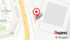 Гостиница Парк Виста на карте