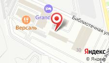 Отель Гранд Холл на карте