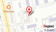 Отель Loff на карте