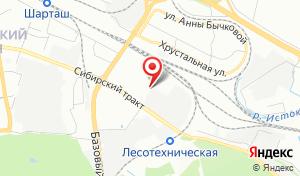 Адрес МРСК Урала-Свердловэнерго Производственное отделение Центральные электрические сети Служба транспорта электроэнергии, филиал