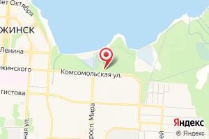 Адрес Водонапорная станция на карте
