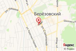Адрес ГАЗ тепло монтаж на карте