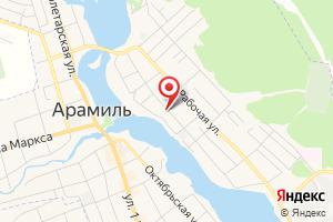 Адрес Канализационная насосная станция № 4 на карте