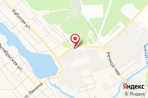 Адрес Электрическая подстанция Шпагатная на карте