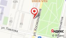 Гостиница Ваш Отель - Версаль на карте