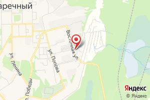 Адрес ГазПром Газораспределение Екатеринбург на карте