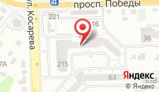 Мини-отель Савой-Л на карте