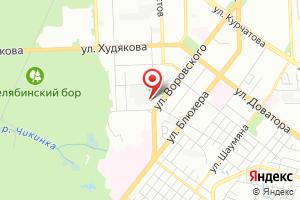 Адрес МУП Повв на карте
