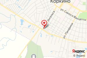 Адрес Филиал АО Газпром газораспределение Челябинск в г. Коркино на карте
