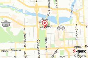 Адрес Транс-инфо на карте