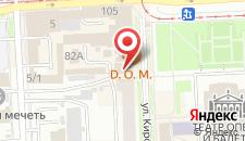 Мини-отель Баккара на карте