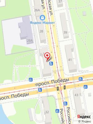 СушиNet на карте