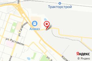 Адрес Водоканалстройдеталь на карте