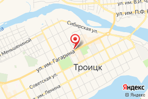 Адрес Электросетевая компания на карте