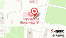 Санаторий-профилакторий Пластмасс на карте