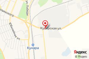 Адрес МУП Горкомсети на карте