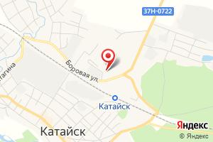 Адрес Межрегионгаз на карте