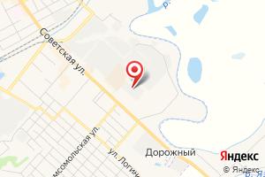 Адрес Уромгаз на карте