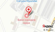 Гостиничный комплекс Мой Уютный Дом на карте