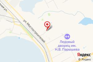 Адрес Кургангоргаз, газовая служба Первомайского района на карте