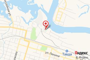 Адрес Фильтровальная Станция на карте
