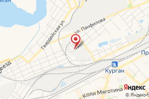 Адрес Универсалъ на карте