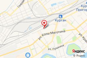 Адрес Горгаз-сервис на карте